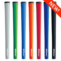 Wholesale Sticky Grip - New IOMIC STICKY 2.3 Golf Grips 13Pcs Lot Universal Rubber Golf Grips 7 Colors Choice FREE SHIPPING