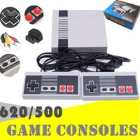 Wholesale 2018 New NES games consoles for Arrival Mini TV Video Game Console Handheld with retail boxs dhl
