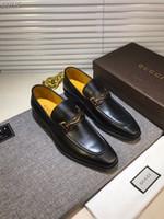 domuz derisi derisi toptan satış-Yeni moda vahşi rahat erkek ayakkabı yüz buzağı deri orijinal donanım domuz derisi astar orijinal taban iki renk isteğe bağlı 38-44 metre