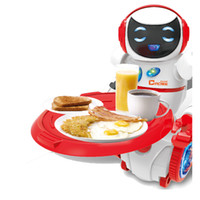 Wholesale Robot Love - New the intelligent voice control Mini robot toy Interactive toys Feeding Waiter robot kids love Flashing and sounding toys