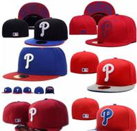 sombreros de ala para la venta al por mayor-El sombrero cabido de los hombres de Wholelsae bordó los sombreros del borde plano del equipo para la venta Gorras del tamaño del béisbol marcas deportes Chapeu para la venta
