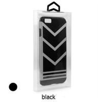 boîte transparente en plastique achat en gros de-Vente en gros de téléphone cellulaire Shell au détail transparent boîte de conditionnement en plastique PVC transparent pour iPhone X 8 8 Plus pour Samsung s9 étui de protection