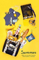 grandes redes venda por atacado-Mulheres da moda com sacos de compras de ombro único, sacos de viagem de compras, sacos de rede de praia grande piscina