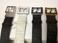 Wholesale plastic crocodiles - F BELT Real leather includes the serial number box Big buckle Real leather includes the serial number box