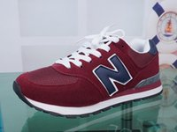 Wholesale Generation Blue - New Four generations admission men and women balanced casual sports shoes lovers shoes running shoes size 36-48