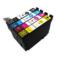 принтер epson xp оптовых-Совместимость с 4PK для чернильных картриджей Epson 2991 2992 2993 2994 299 Expression Home XP-235 XP-332 XP-335XP-432 Струйный принтер XP-435