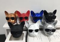 boombox haut-parleur bluetooth achat en gros de-Bulldog Bluetooth Mini Haut-Parleur Aerobull Nano Chien Sans Fil Haut-parleurs Portables Stéréo Subwoofers Hifi Boombox Areobull Soundbox Mini Taille