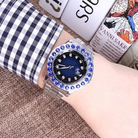 productos casuales al por mayor-El nuevo diseñador de relojes de diamantes de 2018 marca un nuevo producto de marca de moda de lujo en hombres y mujeres. Nuevo reloj de cuarzo para hombres.