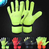s handschuhe großhandel-Jusdon Allround Latex ohne Finger Fussball Professionelle Torwarthandschuhe Torwart FootballBola De Futebol Handschuhe Luva De Goleiro