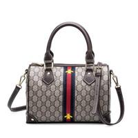branded handbag toptan satış-Ünlü Marka Kadın Çanta Tasarımcısı Lüks Çanta Moda Çanta Omuz Lady Desen Çanta Küçük Arı Paket Çanta Crossbody Çanta