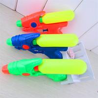Wholesale intelligent water - Kids Water Guns Toys By Air Pressure Intelligent Children Summer Outdoor Interesting Convenient Beach Spray Toy 1 25nc WW