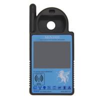 Wholesale Transponder Key Id46 - MINI ND900 Transponder Key Programmer for 4C 4D ID46 72G Chip Copy Machine Diagnostic Tool CN900 Update Online