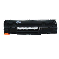 hp kartuşu doldurulabilir toptan satış-YOTAT için 1 adet BK doldurulabilir toner kartuşu CE285A 85A LaserJet 1212nf 1214nfh 1217nfw Pro P1100 1102 W Pro M1130 1132 1210