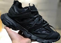 Wholesale online shoe shopping for sale - Group buy 2018 men TRACK Sneaker Newest High Tech Shoe hiking and running sneaker silhouettes Track Trainers Shoes good price online shopping stores