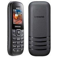 Wholesale gsm cheap sim card phone - Cheap Original Samsung E1202 1.52inch Mobile Phones GSM 900 1800 Dual Sim Card Unlocked Cell Phones