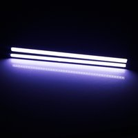 Wholesale car led housing - 15 cm LED Aluminum Housing COB Car DRL Super Bright Daytime Running lights Auto Accessories Driving Fog Lamps Car Styling