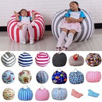 Wholesale toys tools online - Plush Toys Bean Bag Chair Stuffed Room Mats Stuffed Animal storage beanbag Kids Storage beanbags Colors inch BBA27