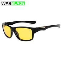 gafas de ciclismo polarizadas amarillas al por mayor-Gafas de ciclismo polarizadas Lentes de color amarillo marrón Hombres Mujeres UV400 Gafas de bicicleta de la bicicleta gafas de sol de deporte al aire libre lentes ciclismo