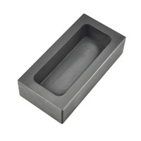 Wholesale Refine Gold - High Purity Refining Graphite Casting Melting Ingot Mold for Gold Silver Metal 85x45x30mm for 665g Gold   320g Silver