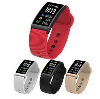 Wholesale phone bracelet pedometers resale online - X3 Smart Wristbands Bracelet Waterproof IP68 Heart Rate Smart Bracelet Pedometer Fitness Tracker Call Reminder Heart Rate Pulse Tracker auto