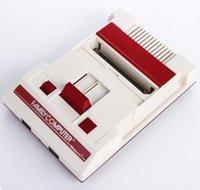 meilleures ventes de télévision achat en gros de-Meilleures ventes RS-35 CoolBady Console de jeux vidéo FC Rouge Blanc Classique Jeux de familles Machine Télé Consoles de jeu Cartes jaunes Plug-in Jeux de cartes Jeu