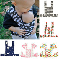 Wholesale toddler boys toys for sale - Baby Doll Carrier Sling Toy For Kids Top Quality Children Toddler Front Back Boy Girl Backpack Baby Carrier Bag for Doll toy Ring SlingC5481