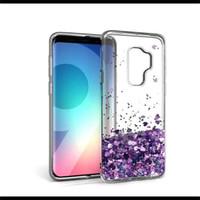 moto yıldızı toptan satış-Şeffaf telefon kılıfı Glitter Yıldız Quicksand Sıvı Telefon Arka kapak Motorola MOTO E4 LG K10 V30 Aristo 2X210