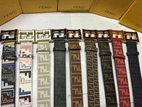 Wholesale jeans 31 38 man - New Arrival Italian Leather Belt Men High Quality Jeans Belt Brand Vintage Strap for Men Black Coffee Color Casual Waistband#001.