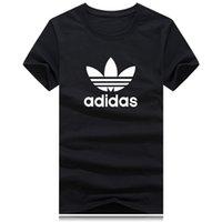markalı gömlek logoları toptan satış-Erkekler Kadınlar için lüks T Shirt Büyük Boy Marka logo Gömlek Yaz Casual Erkek tee Tasarımcı Giyim Moda Gelgit Mektup Baskı Kısa SleeveTops8