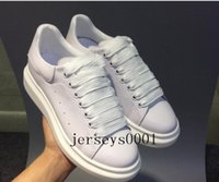 Wholesale Fashion Show Fall - Discount Loveres Casual Shoes Classic Fashion Show Style Mens Womens Comfort Leather Brand Sneakers Running Increase In Height Size 35-45