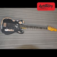 Wholesale musical ebony fingerboard for sale - Group buy factory custom TELE electric bass guitar handmade do old strings bass guitar with ebony fingerboard musical instrument shop