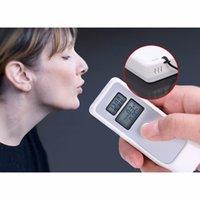 ingrosso visualizzatore lcd breathalyzer-Analizzatore digitale del tester dell'alcool dell'alcool del visualizzatore digitale dell'analizzatore di alcool con gli strumenti del tester dell'alcool dell'ora