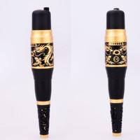 envío gratis para armas al por mayor-Envío gratis 1 unid modelo nuevo Original Dragon Tattoo Machine para suministros de maquillaje permanente rotary tattoo pen gun venta nave por dhl