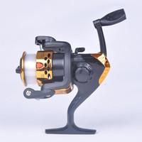 Wholesale gear rods - Fishing rod hand wheel Fishing Reel Carp Fishing Reels Molinete Pesca Feeder Spinning Reel Freshwater Saltwater Fish Gear