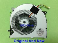 Wholesale Delta Fans Laptop - New Laptop Cooling Cooler GPU Fan For ASUS G55 G55VW G75 G75VW G75VX G75V For DELTA KSB06105HB DC 5V 0.40A 4 Wires The Big One