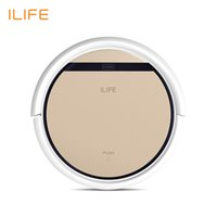Wholesale Cyclone Mop - Ilife V5s Pro Intelligent Robot Vacuum Cleaner With 1000pa Suction Dry And Wet Mopping