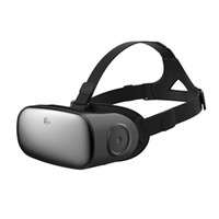 Wholesale one vr headset online - V6 All in one VR glass D Headset Bluetooth WiFi Degree FOV IPD Adjustment inch Display Allwinner H8 Chipset