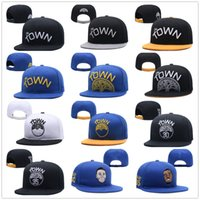 Wholesale matching hats - Wholesale 2018 New #35 Caps Basketball Snapback Hats Cap #30 The Town Team Adjustable Spring Summer Sports Hats Mix Match Order