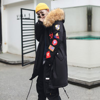 Wholesale women fashion parka for sale - Group buy Winter Parka Fur Jackets Women Men Warm Cotton Coat Chaquetas Hombre Parkas Mens Outerwear Mens Jackets and Coats