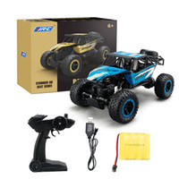 Wholesale Model Value - Retail Package Original JJRC Q15 Rc Car Crawlers 4x4 Driving RC Cars 1 :14 Remote Control Model Off -Road Vehicle Toy