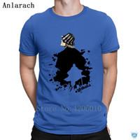 nette männer t-shirt großhandel-Urahara Shop-Besitzer T-Shirt Cute Schöne Kreatur Skurrile Herren T-Shirt HipHop Top 100% Baumwolle 2018 Anlarach Einzigartig