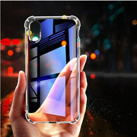 Ultra-Thin transparent For iphone 12 mini 11 Pro 7 8 Plus XS XR MAX galaxy Note 20 S9 S8 S10 S20 0.3MM Crystal Gel Cases