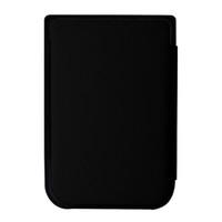 koruyucu film bedava toptan satış-2016 Pocketbook Touch için PU Deri kılıf HD 631 6 inç Ereader + ekran koruyucu film + stylus kalem ücretsiz hediyeler olarak