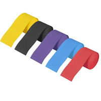 противоскользящая рукоятка бадминтона оптовых-FishSunDay Stretchy Anti Slip Racket Over Grip Roll Tennis Badminton Handle Grip Tape Convenient to use Drop shipping August11