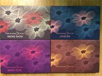 Wholesale Smoke Palette - Colourpop 6 colors Makeup Eyeshadow Palette Pressed Powder Smoke Show Lovelies Beauty Rust Earth Matte Eye shadow Palettes