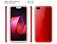 Wholesale smartphone prices resale online - R15 Quad Core Android Smartphone Inch MB Ram G Rom Mobilephone with Cheap Price