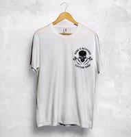 indische motorradgeschenke großhandel-Oger Revenge Tattoo Shop T-Shirt Spitze David Beckham Indian Motorräder Geschenk