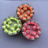 badminton schläger griffe großhandel-(60pcs / lot) ZARSIA trockenes Gefühl Tennisschlägergriffe umschließt Badmintonschlägergriffe