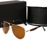 Wholesale sunglasses packs online - Hot sale Sunglasses for men Fashion Polarized sunglasses glasses Brand Designer Sunglasses with Original packing box
