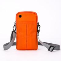 reisepass für reisen großhandel-Hals hängen Travel Passport Bag Multifunktions-Digital-Handy Taschen Beutel Reise Zubehör Tasche